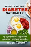 Prevent   Reverse Diabetes Naturally