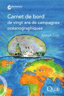 Carnet de bord de vingt ans de campagnes océanographiques