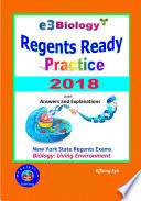 E3 Biology Regents Ready Practice 2018 - Living Environment Exam Practice