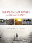 Global Climate Change and Human Health Pdf/ePub eBook