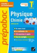 Pdf Physique-Chimie Tle générale (spécialité) - Prépabac Cours & entraînement Telecharger