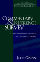 Commentary   Reference Survey