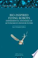 Bio-inspired Flying Robots