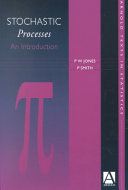Stochastic Processes Book PDF