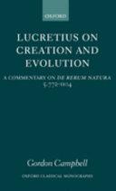Lucretius on Creation and Evolution
