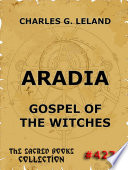 Aradia   Gospel Of The Witches Book