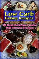 Low Carb Baking Recipes