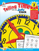 Telling Time with the Judy¨ Clock, Grades 2 - 3 ebook