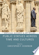 Public Statues Across Time and Cultures Book