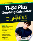 Ti 84 Plus Graphing Calculator For Dummies PDF