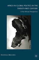 Africa in Global Politics in the Twenty-First Century