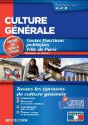 Culture générale méthode et thèmes catégories A et B