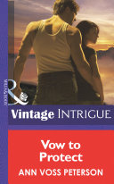 Vow To Protect (Mills & Boon Intrigue) (Wedding Mission, Book 3)