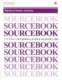 Sourcebook Of Criminal Justice Statistics 2003
