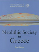Neolithic Society in Greece