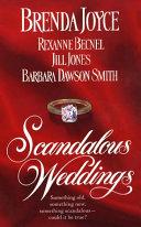 Scandalous Weddings Book