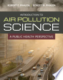 Introduction to Air Pollution Science Book