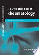 Little Black Book of Rheumatology