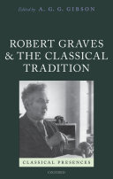 Robert Graves and the Classical Tradition