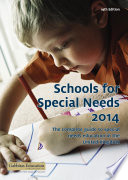 Schools For Special Needs 2014