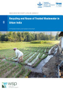 Recycling and reuse of treated wastewater in urban India