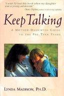 Keep Talking Book