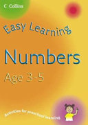 Easy Learning - Numbers Age 3-5