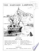 The Harvard Lampoon Book