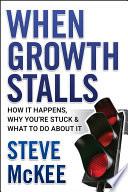 When Growth Stalls