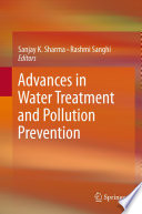 Advances in Water Treatment and Pollution Prevention Book