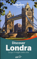 Guida Turistica Discover Londra. Scopri il meglio della città. Con cartina Immagine Copertina