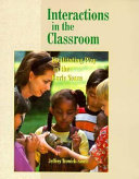 Interactions in the Classroom Book