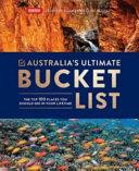 Australia s Ultimate Bucket List