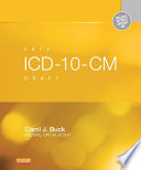 2012 Icd 10 Cm Draft Standard Edition E Book