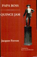Papa Boss Quince Jam