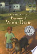 link to Because of Winn-Dixie in the TCC library catalog
