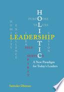 Holistic Leadership