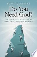 Do You Need God  Book