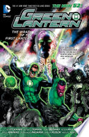 Green Lantern  Wrath of the First Lantern  The New 52