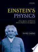Einstein s Physics