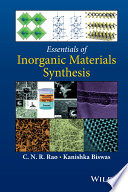 Essentials of Inorganic Materials Synthesis