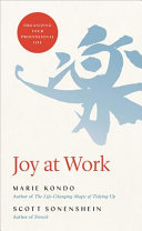 link to Joy at work : organizing your professional life in the TCC library catalog