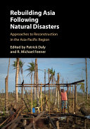 Rebuilding Asia Following Natural Disasters Pdf/ePub eBook