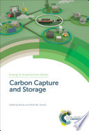 Carbon Capture and Storage Book