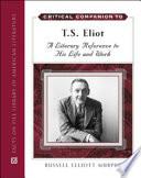 T S  Eliot