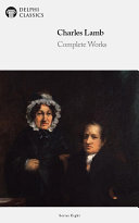 Delphi Complete Works of Charles and Mary Lamb (Illustrated) Pdf/ePub eBook