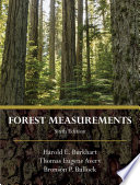 Forest Measurements Book