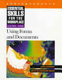 Essential Skills For The Workplace Using Forms And Documents
