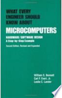 What Every Engineer Should Know About Microcomputers Book