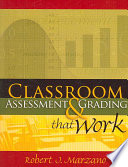 Classroom Assessment   Grading that Work